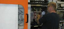 طرز کار با ماشین تزریق پلاستیک