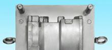 نمونه ای از نیمه قالب تزریق 7