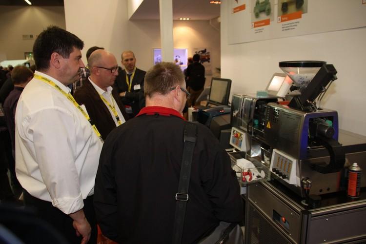 گزارش تصویری از نمایشگاه قالبسازی یوروملد 2013