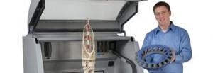 استفاده از چاپگرهای 3 بعدی امکانات جدیدی در ساخت نمونه اولیه فراهم میآورد