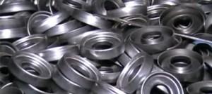 نمونه ای از نحوه عملکردپرس هیدرولیک برای فرم دادن ورق فولادی