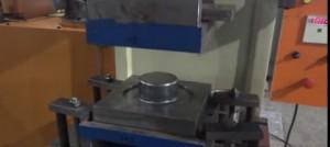 ماشین پرس هیدرولیک برای کشش قطعات فلزی -قسمت اول
