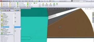 طراحی سطوح جدایش قالب پلاستیک در نرم افزار سالید ورکس-قسمت چهارم