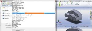آموزش نرم افزار ملد فلو - وارد سازی مدل