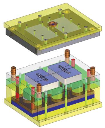 MoldToolingElectrodeDesign1